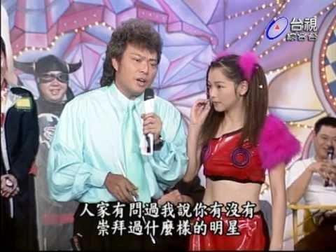 徐若瑄 幫黑色餅乾首張單曲「鬥志」上節目打歌 棚內LIVE版