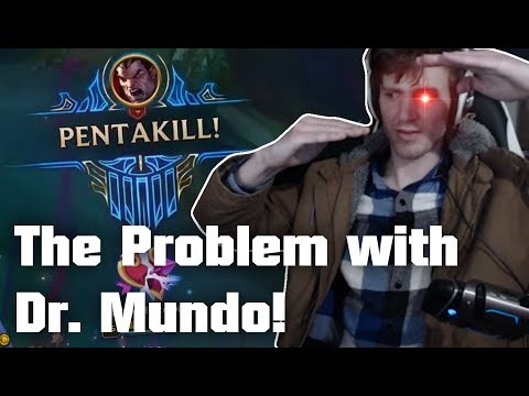 Hashinshin: The Problem with Mundo..   Darius Pentakill!! ft. Karasmai