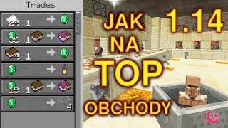 JAK NA TOP OBCHODY V 1.14, NEJLEPŠÍ BUG? - Minecraft Let's Play 118, LIVESTREAM | Gala (CZ/SK)