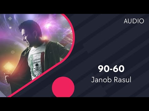 Janob Rasul | Жаноб Расул - 90-60 (music Version) #UydaQoling
