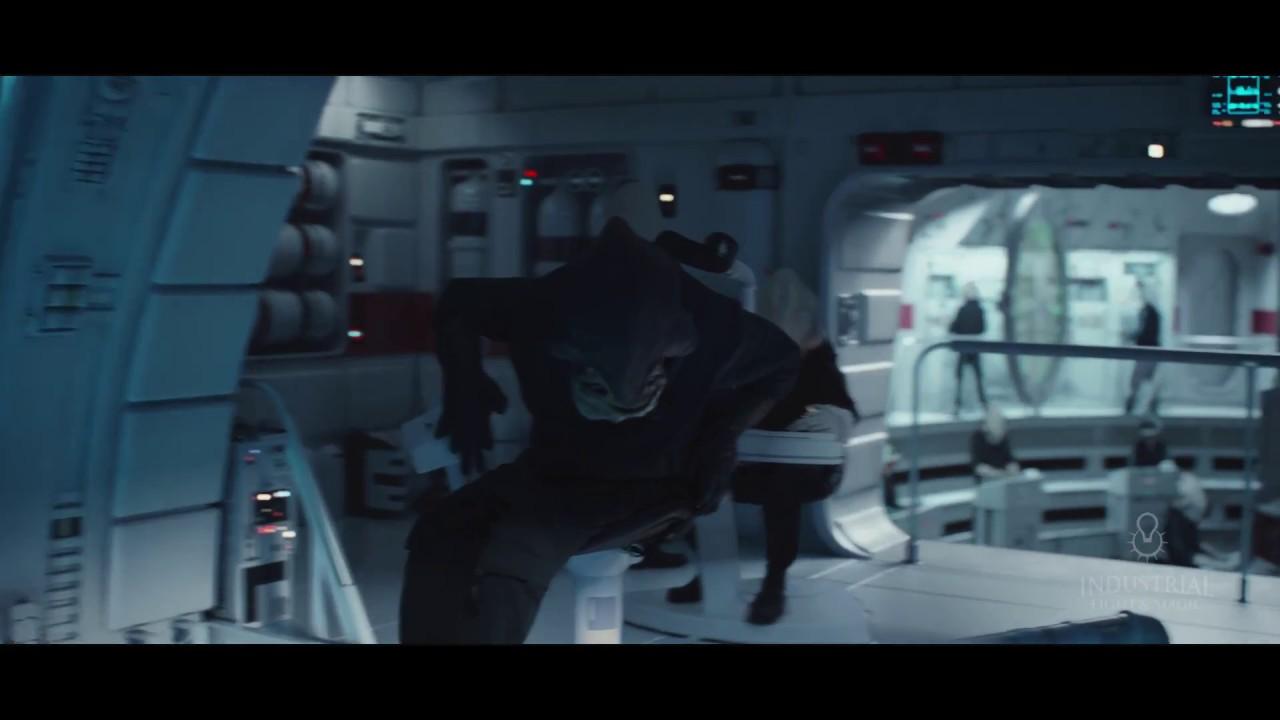 Admiral Breakdown Number >> Rogue One A Star Wars Story Vfx Breakdown Admiral Raddus Ship