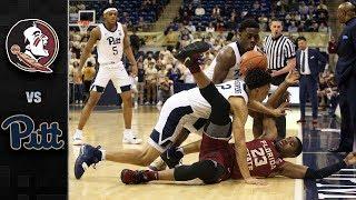 Florida State vs. Pittsburgh Basketball Highlights (2018-19)