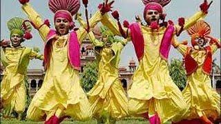 Famous folk dances across India