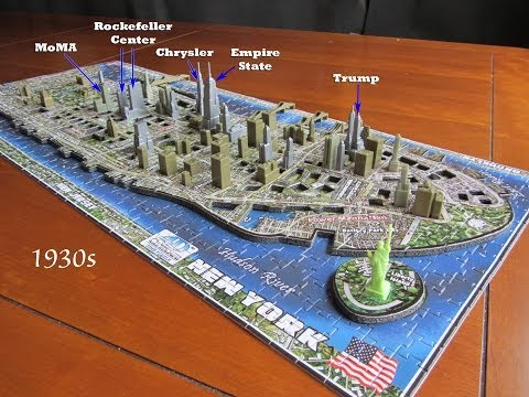 The Definitive Evolution of NYC in 4D