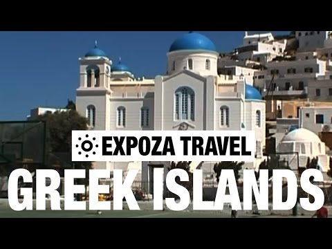 Greek Islands Vacation Travel Video Guide • Great Destinations