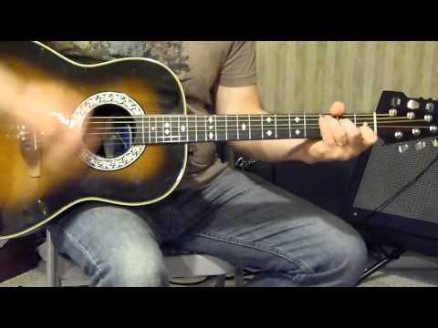 Trey Anastasio - Prince Caspian - guitar cover