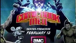 Comic Book Men - Watch it on AMC Starting Feb 12