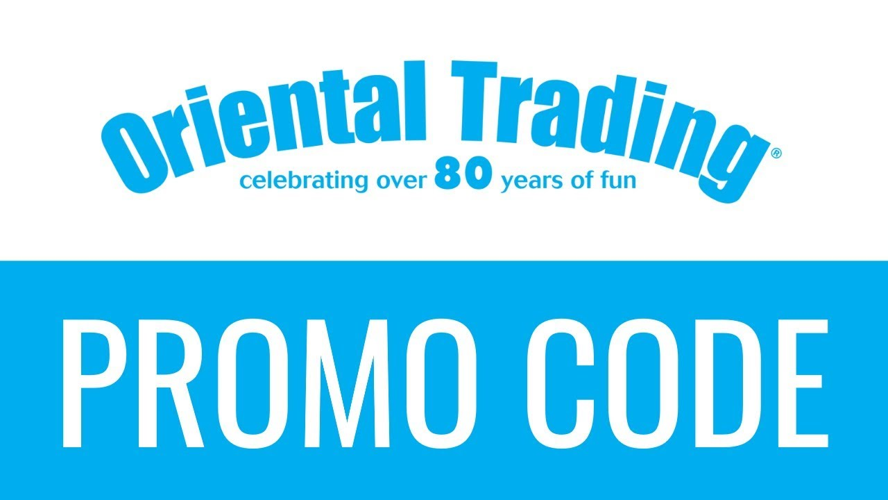 oriental trading discount