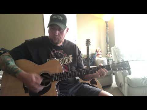 Beer Never Broke My Heart - Luke Combs (guitar Cover)