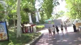 Six Flags Magic Mountain Walk Through April 29, 2014