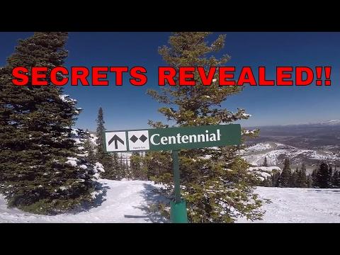 DEER VALLEY SKI RESORTS TOP SECRETS REVEALED!!!