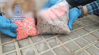 La policía interviene 1.000 pastillas de éxtasis en una caja de cereales