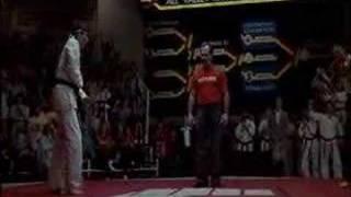 Karate Kid 3 end