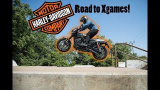 Road to XGAMES 2017 with HARLEY DAVIDSON