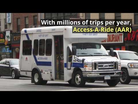 Where Are The Access-A-Ride (AAR) Bus Shelters In NYC?