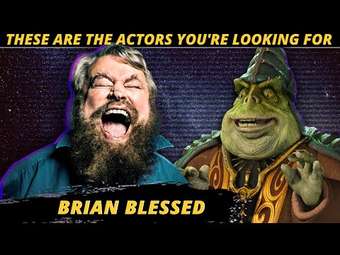 Boss Nass Warned George Lucas about Jar Jar Binks (Brian Blessed Interview)