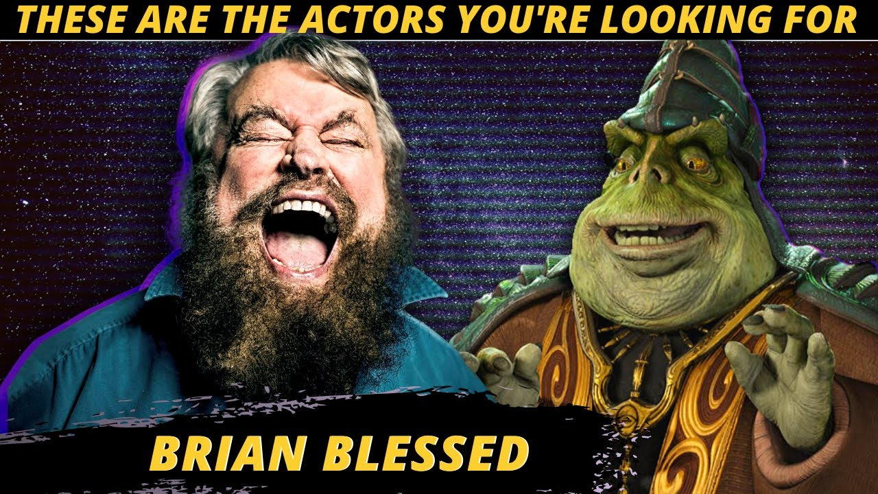 Brian Blessed Warned George Lucas About Jar Jar Binks When