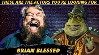 Boss Nass Warned George Lucas about Jar Jar Binks (Brian Blessed Interview)
