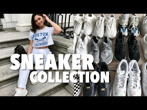 MY SNEAKER COLLECTION! 2019