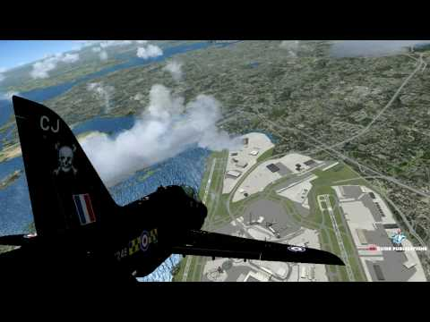 BAE Systems HAWK AJT In Action