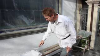 Never paint again, Acrylic stucco maintenance-free color finishes