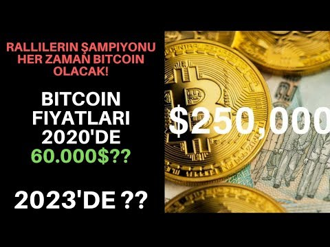 En İyi Coin Her Zaman BİTCOİNDİR!.. Bitcoin Değerlendirmesi..! Uzun Vadede Bizi Neler Bekliyor??