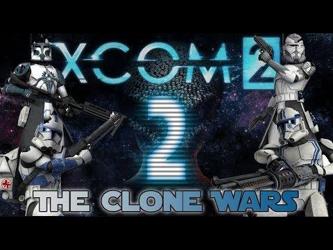 [2] XCOM 2: The Clone Wars ~ The First Jedi (Happy Thanksgiving!)