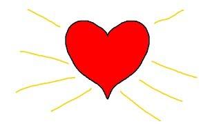 Сердечки (Анимация)