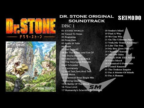DR. STONE OST [DISC 1] - FULL OST