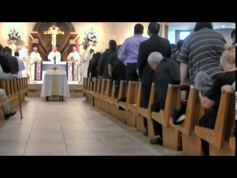 Funeral Service of Fr.Tony Chacko