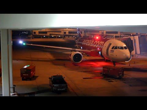 ?????????? ??320 ??????????????? ??????? - A320 Air Asia Light Check