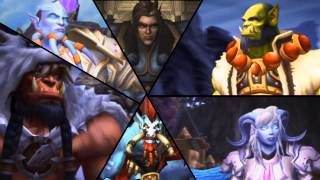 World of Warcraft: Trapped in Draenor - intro