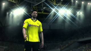 FIFA 14 Xbox One/PS4 Gameplay Trailer