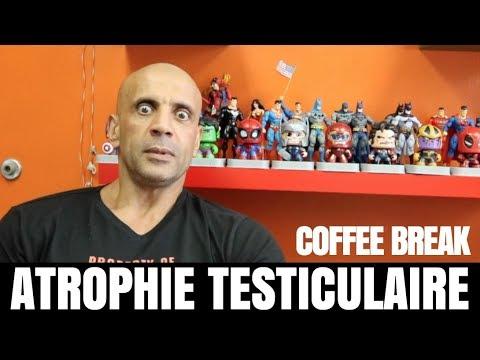Coffee Break : Atrophie Testiculaire Causée par le DOPAGE