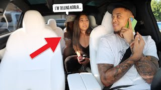 CHEATING IN FRONT OF MY GIRLFRIENDS BEST FRIENDS!! **LOYALTY TEST**