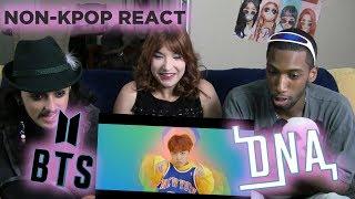 BTS - DNA REACTION!!! NON-KPOP FANS REACT WITH KPOP FANS!