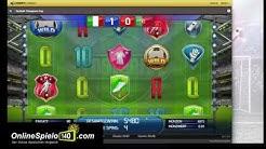 Football Champions Cup in der NetEnt Online Spielothek
