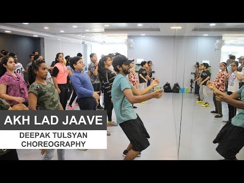 GMDC Opening Workshop | Deepak Tulsyan Choreography | Akh lad jaave | LoveYatri online watch, and free download video or mp3 format