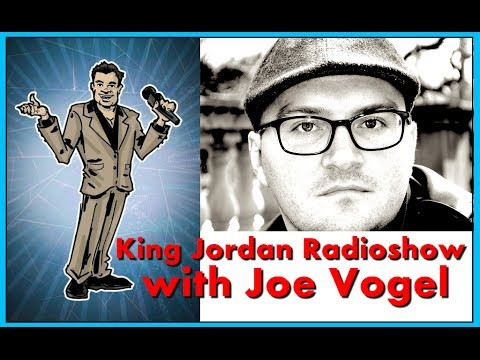 Joe Vogel talks MJ on KingJordanRadio