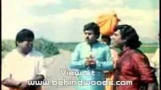 Goundamani Manivannan Sathyaraj Comedy 3 in Maaman Magal