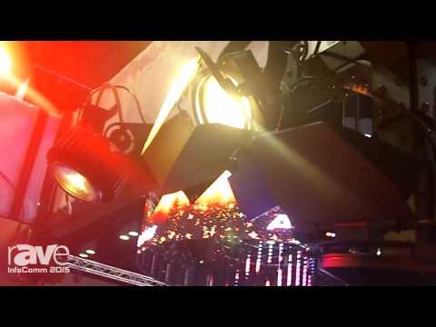 InfoComm 2015: The Light Source Features 365nm UV Light