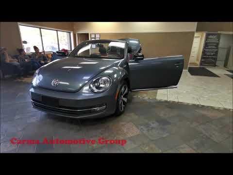 Carma Automotive-2013 VOLKSWAGEN BEETLE TURBO-Walkaround