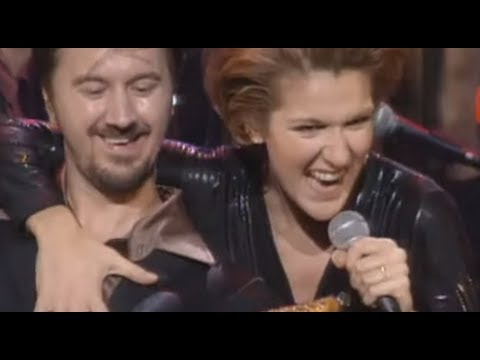 Céline Dion - Top 10 FUN Performances! (Live)