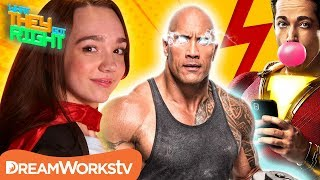 The Rock in Shazam?! | WHAT THEY GOT RIGHT
