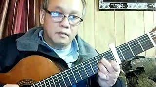 Em Đến Thăm Anh Đêm 30 (Vũ Thành An - thơ: Nguyễn Ðình Toàn) - Guitar Cover by Hoàng Bảo Tuấn
