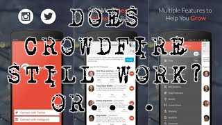 Is Crowdfire Dead ? Or....