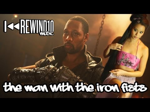 The Man With The Iron Fists (Instrumental)