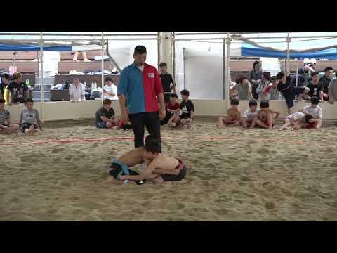 창원시 교육장기 씨름대회 4강 (5학년 40kg) (호계초)