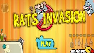 Rats Invasion Walkthrough All Levels 1 - 30
