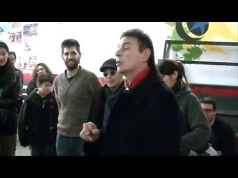 Melodías Taller de Música - Visita de Claudio